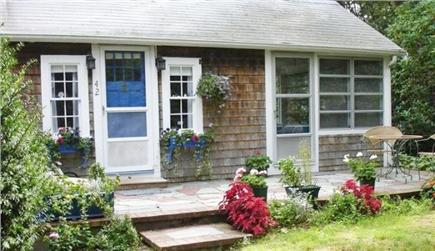 HarwichPort Cape Cod vacation rental - Front of the house