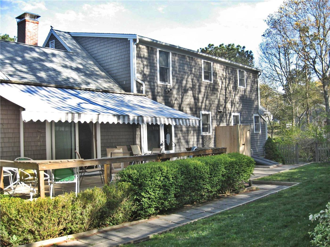 Dennis vacation rental home in cape cod ma 02660 id 21394 for Cabin rentals in cape cod ma