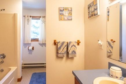 Truro Cape Cod vacation rental - Bathroom 1st Floor w/bath and additional shower (not shown).