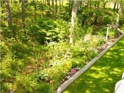 South Dennis Cape Cod vacation rental - Another Garden View