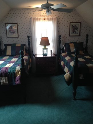 Harwich Cape Cod vacation rental - Guest Bedroom with 2 Twin Beds