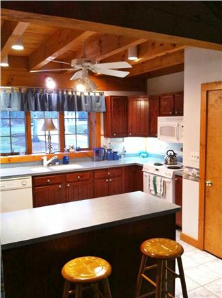Harwich Cape Cod vacation rental - Large bright Kitchen with Pantry