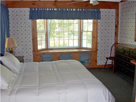 Harwich Cape Cod vacation rental - Master Bedroom with full bath (2 sinks) & large shower
