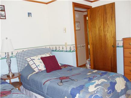 Dennis Port Cape Cod vacation rental - Third bedroom