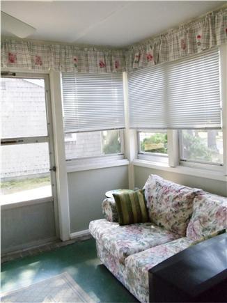 Dennis Port Cape Cod vacation rental - Porch with TV