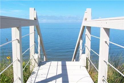Wellfleet Cape Cod vacation rental - Stairway to heaven