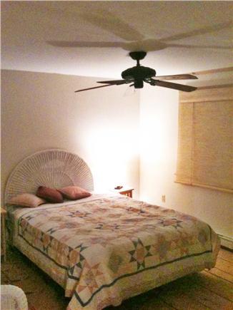 Wellfleet Cape Cod vacation rental - Each bedroom has a ceiling fan to keep cool