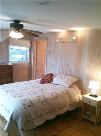Wellfleet Cape Cod vacation rental - Master Bedroom with 2'nd floor balcony and ocean view