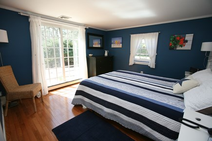 East Orleans Cape Cod vacation rental - First floor/Skaket: Queen bed