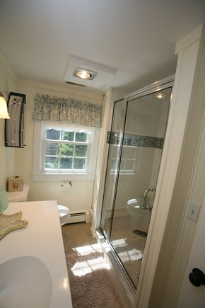 East Orleans Cape Cod vacation rental - First floor full bath. Full bath on 2nd floor as well.
