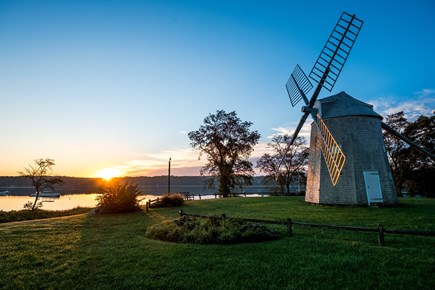 East Orleans Cape Cod vacation rental - Jonathan Young windmill at Town Cove Orleans, MA