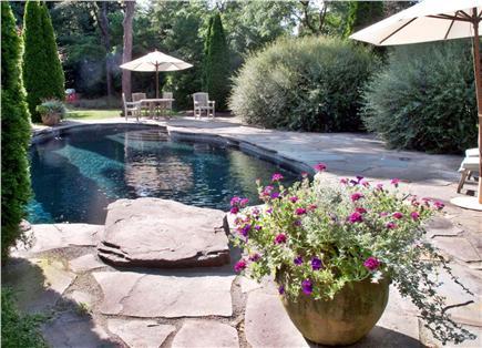 Dennis Cape Cod vacation rental - Gunnite Pool