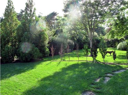 Dennis Cape Cod vacation rental - Private Backyard