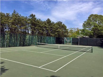 Truro Cape Cod vacation rental - Tennis anyone?