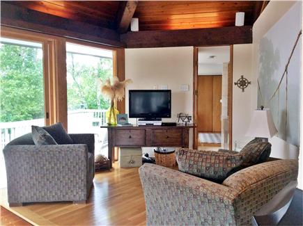 Truro Cape Cod vacation rental - Open and luxurious floor plan.