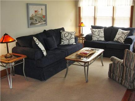 Falmouth Heights Beach Cape Cod vacation rental - Living Room