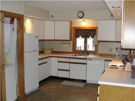 Falmouth Heights Beach Cape Cod vacation rental - Super kitchen - fully equipped & washer/dryer (stackable)
