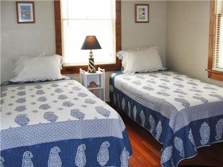 Falmouth Heights Beach Cape Cod vacation rental - 2nd Bedroom - 2 twins