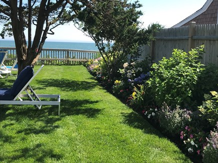 Dennisport Cape Cod vacation rental - Beautifully landscaped yard!