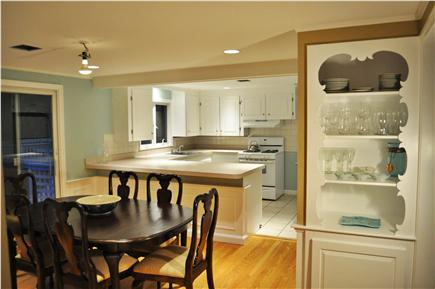 South Yarmouth Cape Cod vacation rental - Kitchen/Dining Area