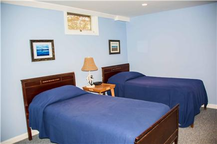 Wellfleet Cape Cod vacation rental - Bedroom 3 with two twin beds