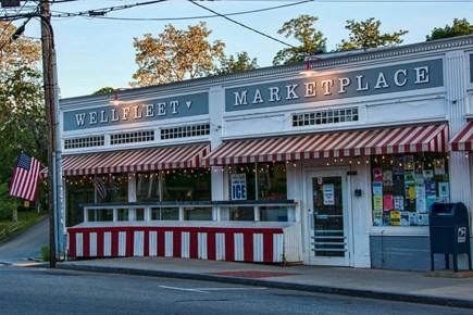 Wellfleet Cape Cod vacation rental - Wellfleet Marketplace in Wellfleet Center