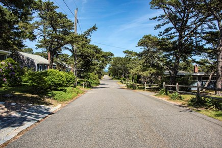 Wellfleet Cape Cod vacation rental - Short stroll  to LeCount Hollow Beach (from front of house)