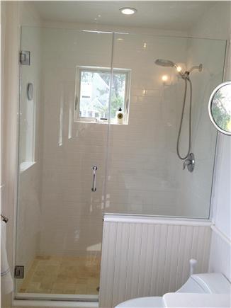 Wellfleet Cape Cod vacation rental - Ground Floor Bathroom with Shower