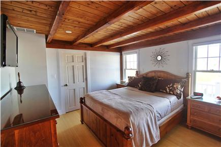 West Yarmouth Cape Cod vacation rental - First Floor Queen Bedroom (First Floor has 2 brand new bathrooms)