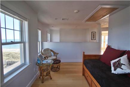 West Yarmouth Cape Cod vacation rental - Picturesque Loft - Sofa opens to 2 Brand New Twin Size Beds