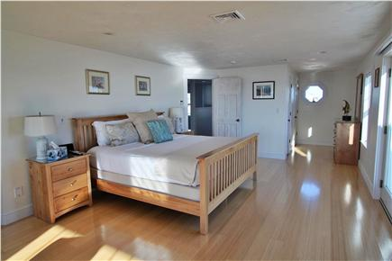 West Yarmouth Cape Cod vacation rental - Master Bedroom / Suite