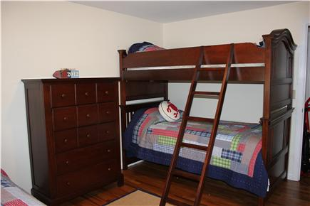 Harwich Cape Cod vacation rental - Bedroom with bunk and twin