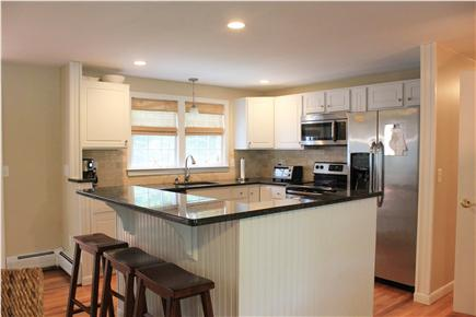 Harwich Cape Cod vacation rental - Eat-in kitchen