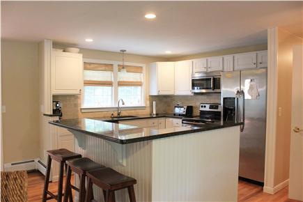 Harwich Cape Cod vacation rental - Eat-in kitchen