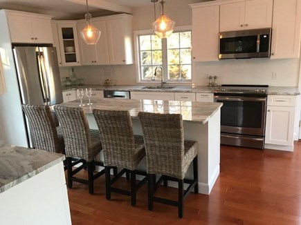 Brewster, MA Cape Cod vacation rental - Newly renovated kitchen