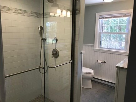 Brewster, MA Cape Cod vacation rental - Newly renovated master bathroom