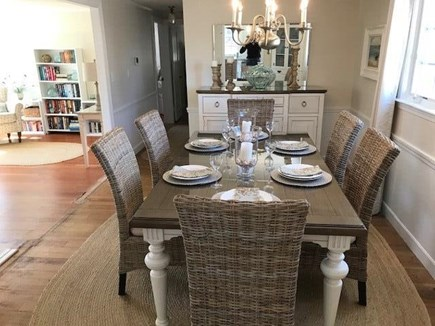 Brewster, MA Cape Cod vacation rental - Newly refurnished dining room
