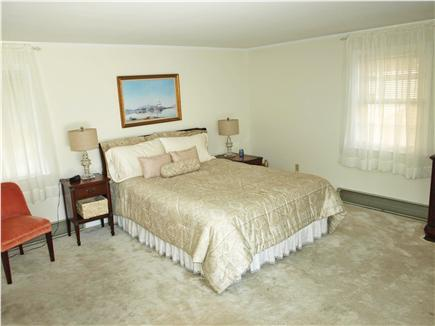 Brewster, MA Cape Cod vacation rental - Master bedroom with queen size bed