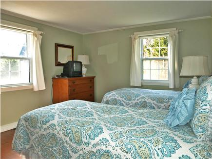 Brewster, MA Cape Cod vacation rental - Bedroom #2 with two twin beds