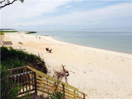 Brewster Cape Cod vacation rental - Private Beach Access right From Property