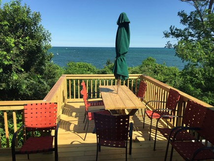 Brewster Cape Cod vacation rental - Gorgeous Deck with Views!