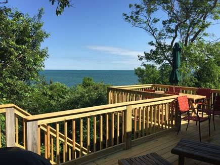 Brewster Cape Cod vacation rental - Another Look at Deck & View