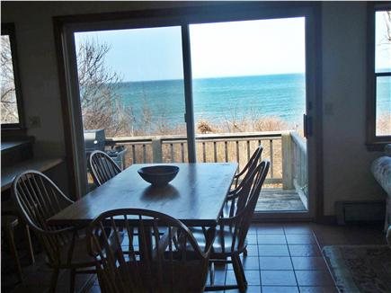 Brewster Cape Cod vacation rental - Views, Deck Has been expanded since this picture was taken