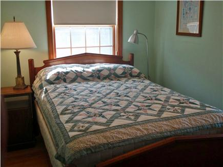 Brewster Cape Cod vacation rental - 1st bedroom with full on upper floor