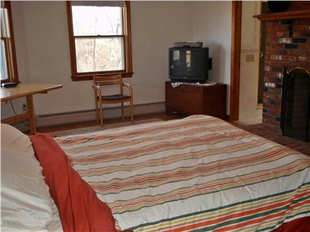 Brewster Cape Cod vacation rental - Master bedroom with queen and full bathroom - first floor