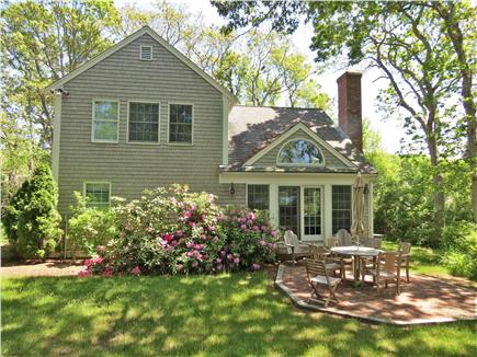 Orleans Cape Cod vacation rental - Comfortably outfitted home with a guest house