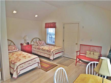 Orleans Cape Cod vacation rental - Guest house has twins & full bath