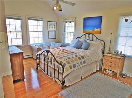 Orleans Cape Cod vacation rental - Master suite, upper level of main house