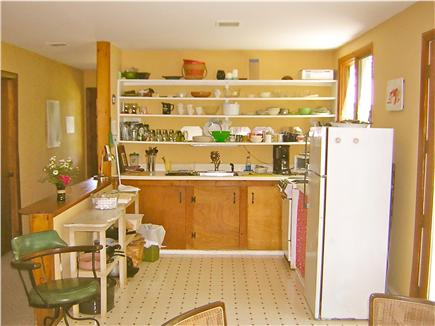 Wellfleet Cape Cod vacation rental - Sunny kitchen
