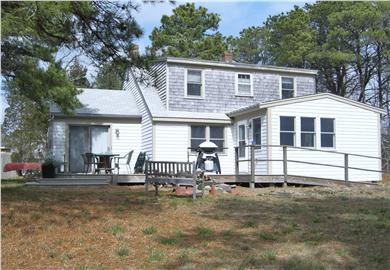 Eastham Cape Cod vacation rental - Beach house, deck and yard